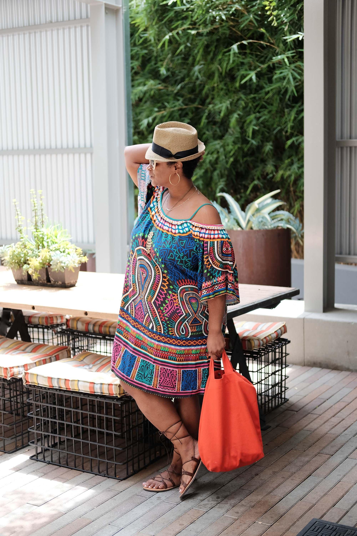 Target, BAGGU, plus size blogger